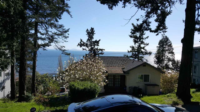 B 14455 MARINE DRIVE - White Rock  for sale(R2049930) #1