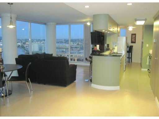 # 2803 1201 MARINASIDE CR - Yaletown Apartment/Condo for sale, 2 Bedrooms (V843086) #1